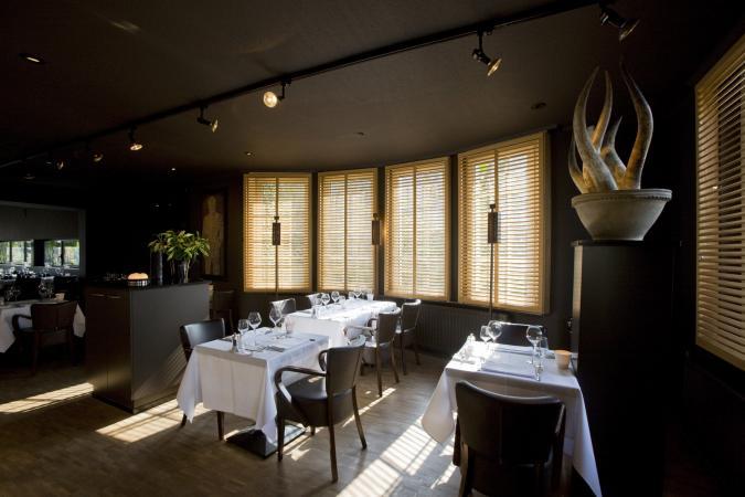 De Kersentuin, Gentbrugge, Restaurant
