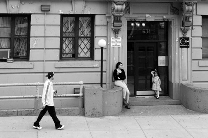 Grégoire De Poorter - grevision - New York City - Bronx