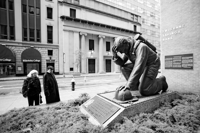 Grégoire De Poorter - grevision - New York - Manhatten