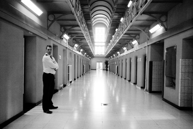 Gevangenis, Gent, Nieuwe Wandeling